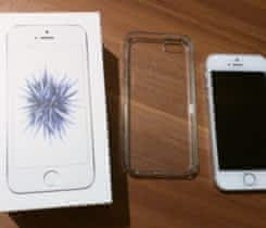 iPhone SE 64GB Silver – záruka  26.11.18