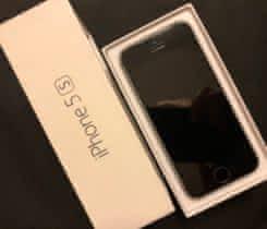 Prodám iPhone 5s 16GB Space Gray