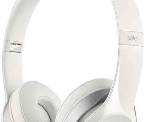 Beats By Dr. Dre Solo2, bílá