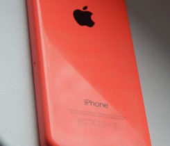 iPhone 5c – 8GB, růžový