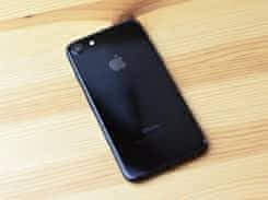 iPhone 7 128Gb Jet Black vc pojisteni