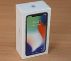 iPhone X 256GB – space grey