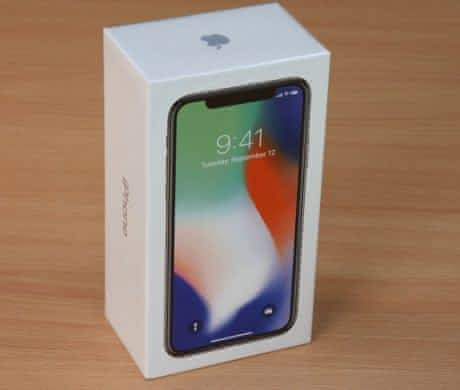 iPhone X 256GB – space grey