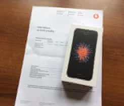 iPhone SE 32GB Space Grey – nerozbalený