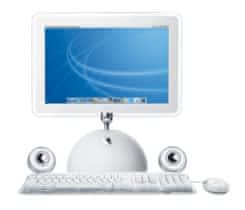 "Apple iMac G4 ""Lampička"""