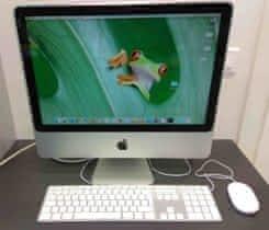 """iMac 20"""" Mid 2007 vyborny stav"""