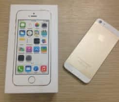 Iphone 5s, gold, včetně krabičky