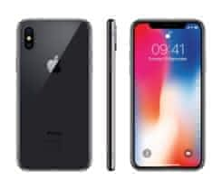 iPhone X 256 GB Space Gra