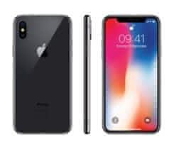 Apple iPhone X 64GB BLACK / ČERNÝ Nový