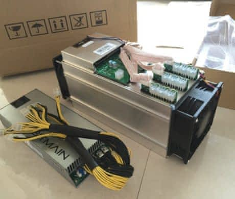 New Antminer S9 14TH/s APW3++ Power Supp