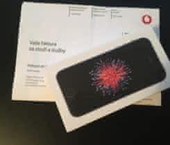 Nový iPhone SE 32gb, záruka 2 roky