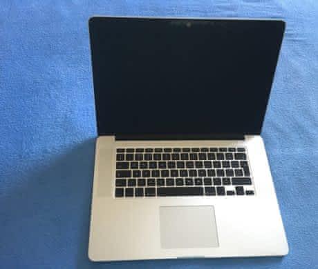 Prodám Macbook Pro 15 (2014, i7, 256GB)