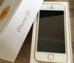 Prodán Iphone SE gold-32GB