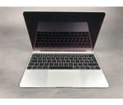 Apple MacBook 12″ 1,1GHz / 8GB / 256GB / Intel HD Graphics 515 / stříbrný (2016)