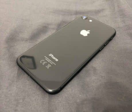 iPhone 8 64GB Space Grey, záruka, TOP