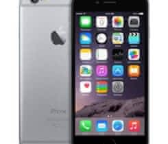 Apple iPhone 6 64GB vesmírně šedý