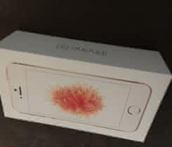 Prodám iphone SE 16 GB rose gold