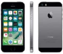 Zánovní IPhone 5s 64 GB Spacegray