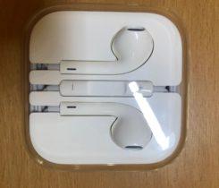 Apple Earpods, Nové, 3,5mm jack