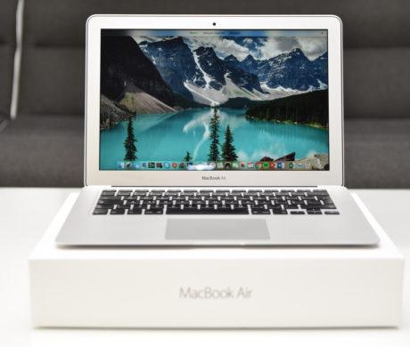 "Apple MacBook Air 13,3"" 8GB RAM / 256GB"