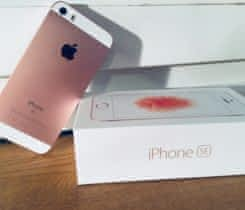 Iphone SE rosegold