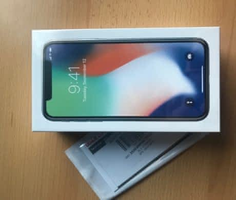 iPhone X 64GB – Silver, 24M zár. T-Mobil