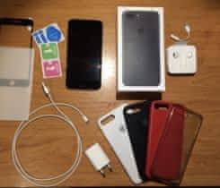 Iphone 7 Plus ZÁRUKA + POJIŠTĚNÍ + KRYTY
