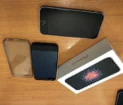 iPhone SE 64GB, zanovni, 14 mesicu zaruk