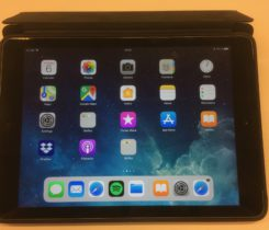 iPad Air 32Gb SpaceGray, Wifi + Cellular