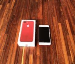 iPhone 7 Plus Red 128GB, záruka 1,5 roku