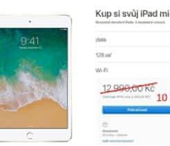 NOVÝ iPad mini 4 (128Gb, gold)