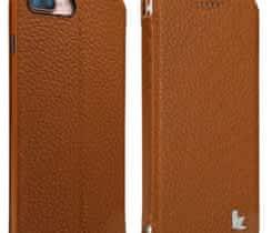 luxusní obal Iphone 7 plus – pravá kůže
