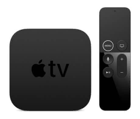 Apple TV 4K 32GB (2017) + gamepad Nimbus