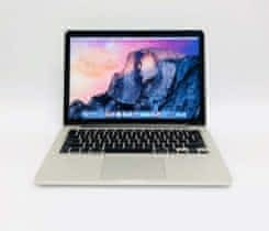 Macbook Pro Retina 13, i7, rok 2013, 8GB RAM, 256GB SSD