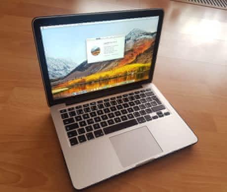 Macbook Pro Retina 13, Intel Core i5 2.9