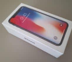 NEROZBALENÝ iPhone X 64GB • ZÁRUKA • CZ