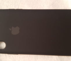 Iphone X Orig.Černý Kryt Nový