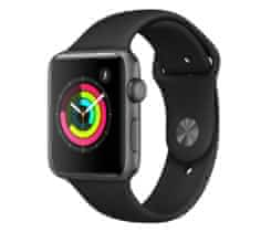 Apple Watch 3 42mm Space Gray