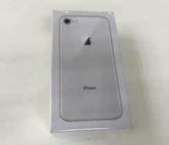 Apple iPhone 8 Silver 64GB nova