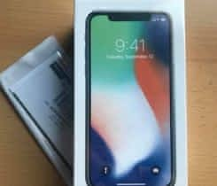 Apple iPhone X 64GB Silver – nový, T-Mob
