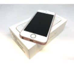 Apple iPhone SE 16GB růžově zlatý