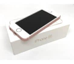 Apple iPhone SE 32GB růžově zlatý