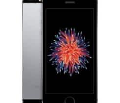 Apple iPhone SE 64GB vesmírně šedý
