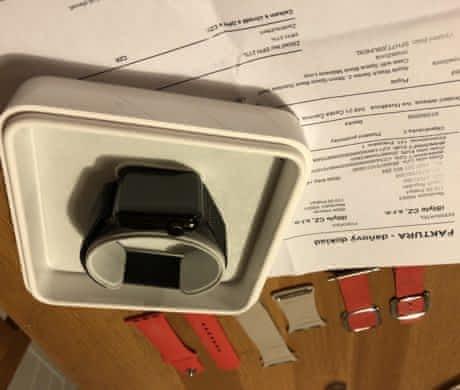 Watch 2 38 mm ocel