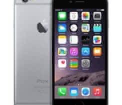 Apple iPhone 6 16GB vesmírně šedý