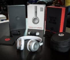 Beats Solo3 Wireless – Stříbrná