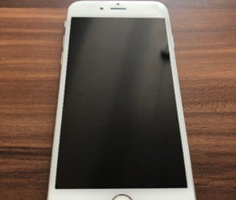iPhone 6 silver 128 GB