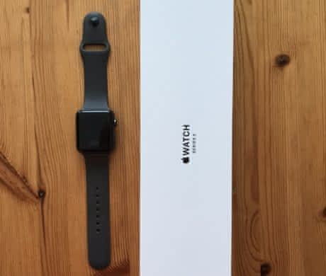 Apple Watch 3, vel. 42 mm