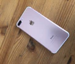 iPhone 7 + 128 GB, růžový