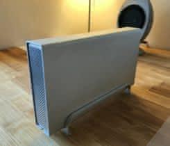 "Designový 3,5"" hliníkový externí box"